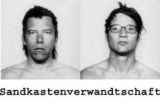 Stefan Inauen / Denis Eggenberger: Sandkastenverwandtschaft - Kunsthalle Arbon