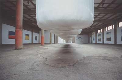 Gilgi Guggenheim / Joachim Schwitzler - Ausstellungsansicht Kunsthalle Arbon