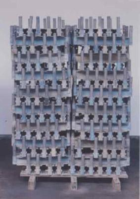 Lucie Schenker - Ausstellungsansicht Kunsthalle Arbon