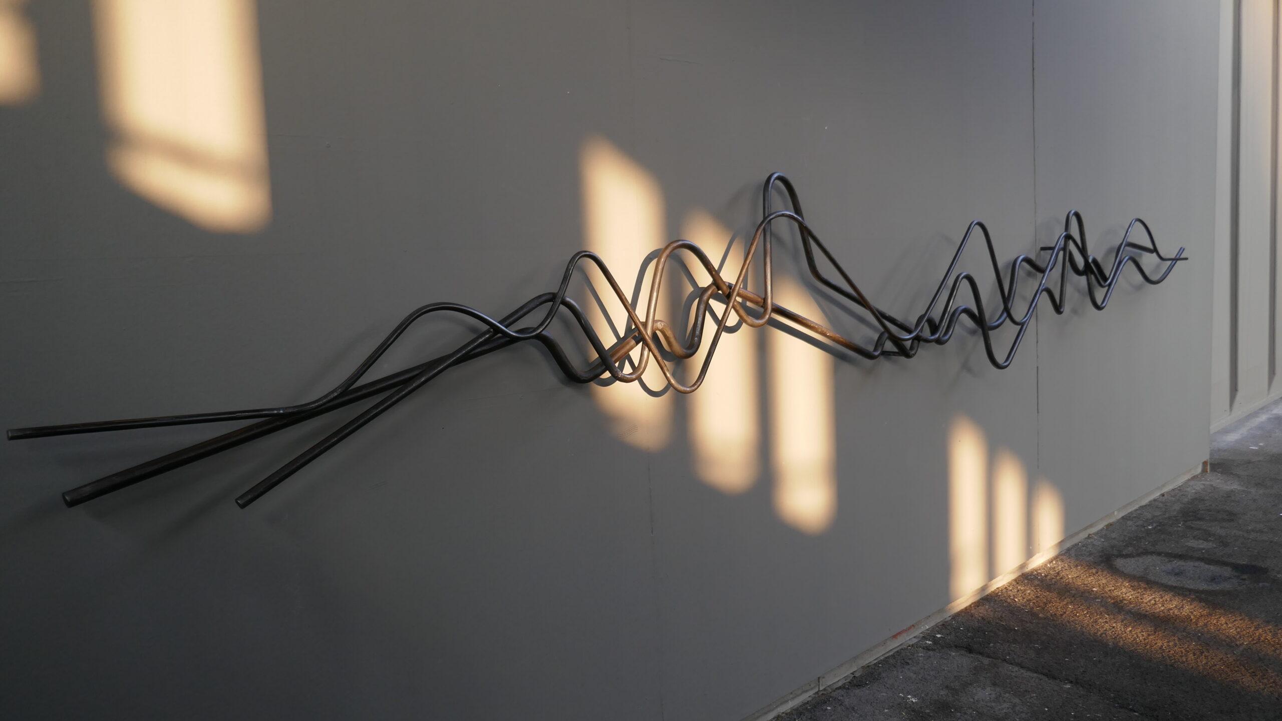 Lucie Schenker, Werkschau Thurgau | Ausstellungsansicht Kunsthalle Arbon, 2019 | Foto: Hans Abegglen